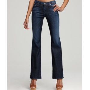 AG Adriano Goldschmied Jessie Curvy Boot Fit Jeans